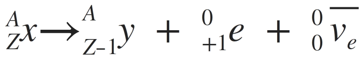 Chemteam: beta decay exercise answers.